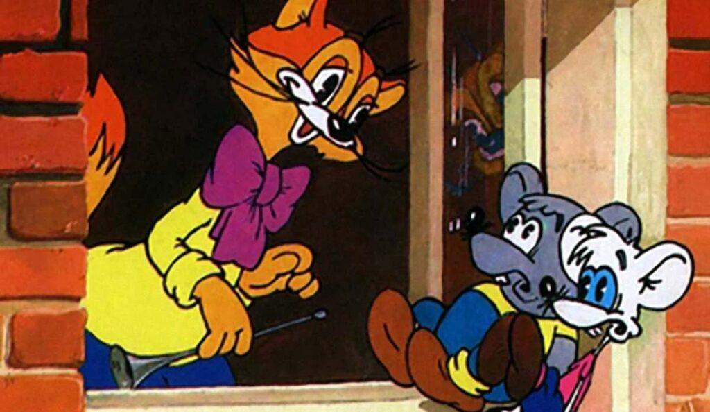 Леопольд и мыши