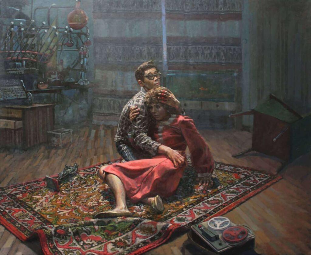 """Андрей Шатилов, """"Новые приключения Шурика"""", 2020."""