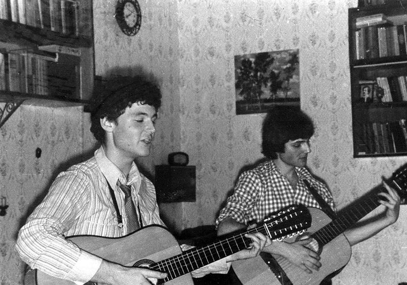 Леонидов и Рубин