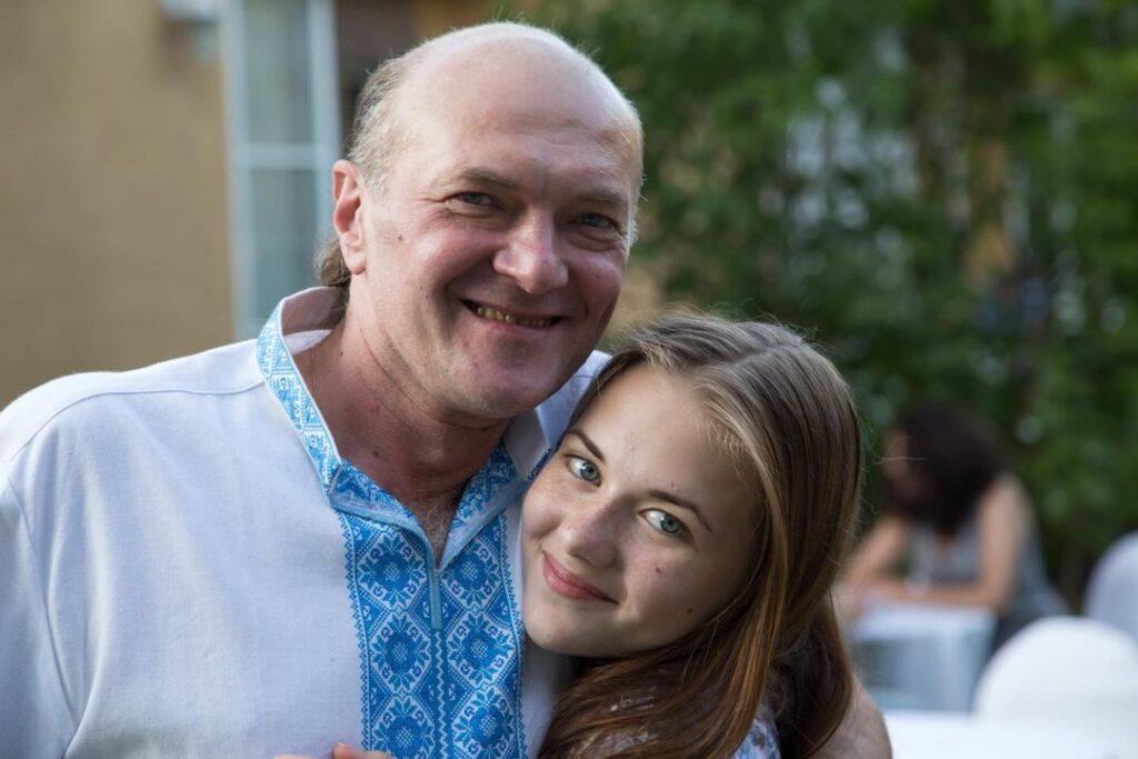 Евгений и Алина Олешевы