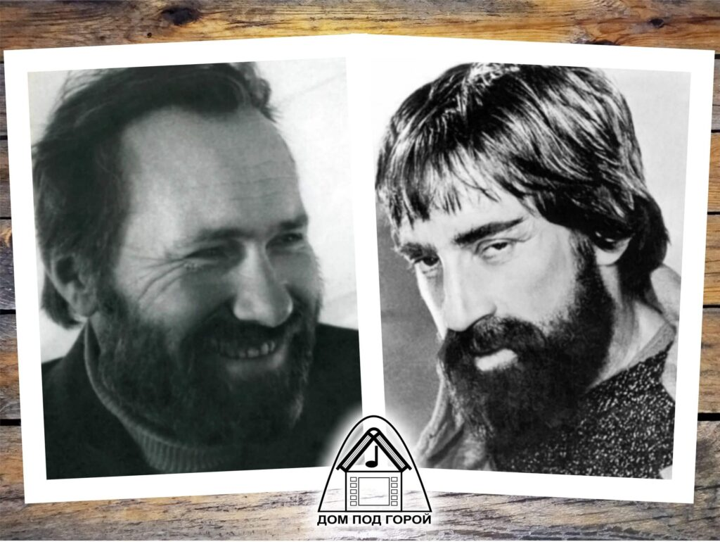 Шукшин - Разин, Высоцкий - Пугачёв