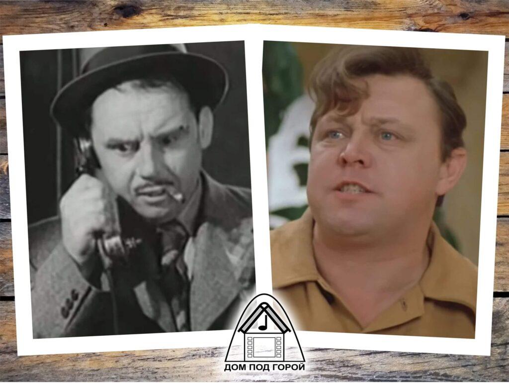 """Зощенко - """"Преступление и наказание"""". Брат - В.Лепко (1940) и В.Невинный (1975)"""