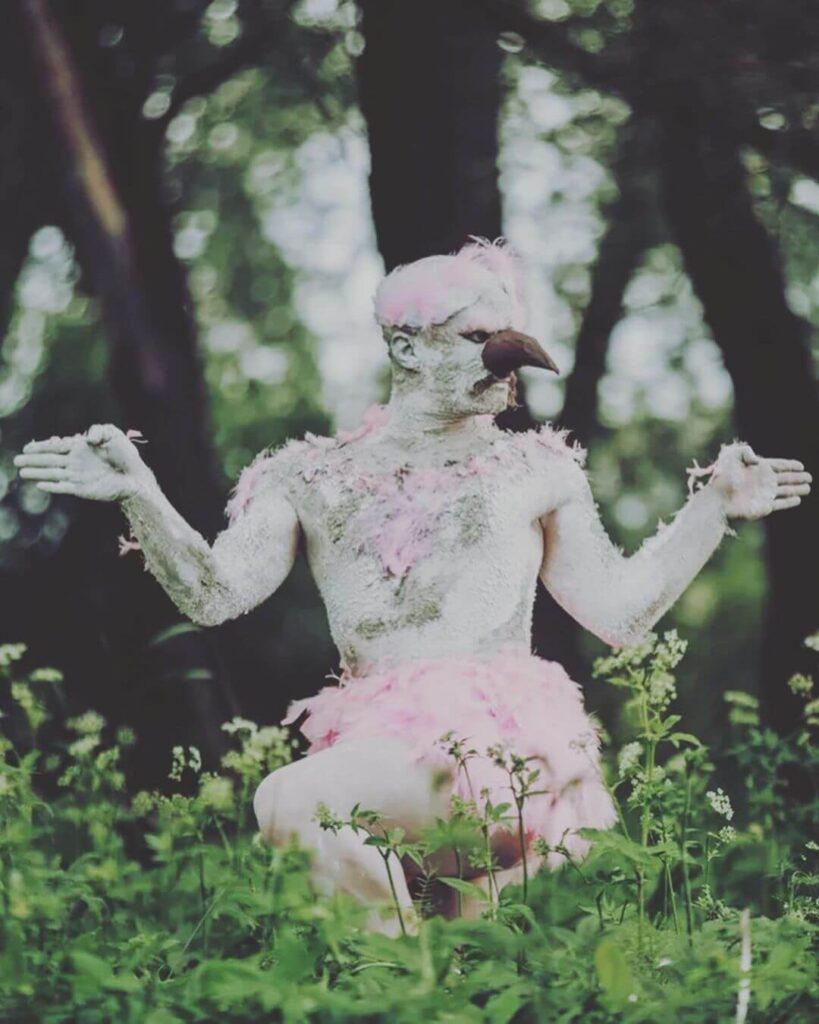 Никита Кукушкин - Розовый фламинго